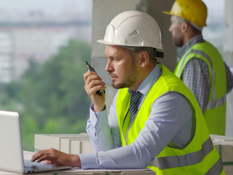 Construction Safety and Communications