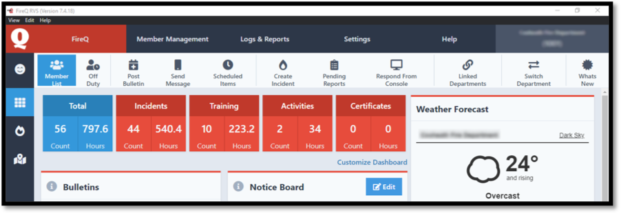 fire records management software 1